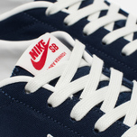 Кроссовки Nike SB Air Zoom All Court CK Midnight Navy/Summit White фото- 3