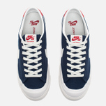 Кроссовки Nike SB Air Zoom All Court CK Midnight Navy/Summit White фото- 4