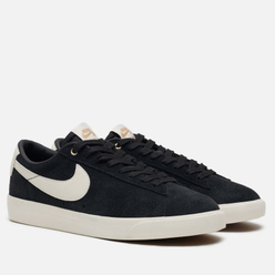 Кроссовки Nike SB Blazer Low GT Black Sail/White