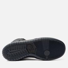 Кроссовки Nike SB x FPAR Dunk High Pro Premium QS Black/Dark Grey/Black фото- 4
