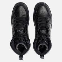 Кроссовки Nike SB x FPAR Dunk High Pro Premium QS Black/Dark Grey/Black фото- 1