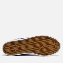 Кроссовки Nike SB Zoom Blazer Mid Edge Laser Blue/Watermelon/University Gold фото- 4
