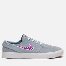 Кроссовки Nike SB Zoom Stefan Janoski Rm Light Armory Blue/Vivid Purple/White фото- 3