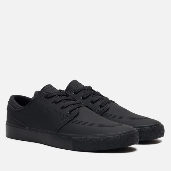 Кроссовки Nike SB Zoom Stefan Janoski Rm PRM Black/Black/Black