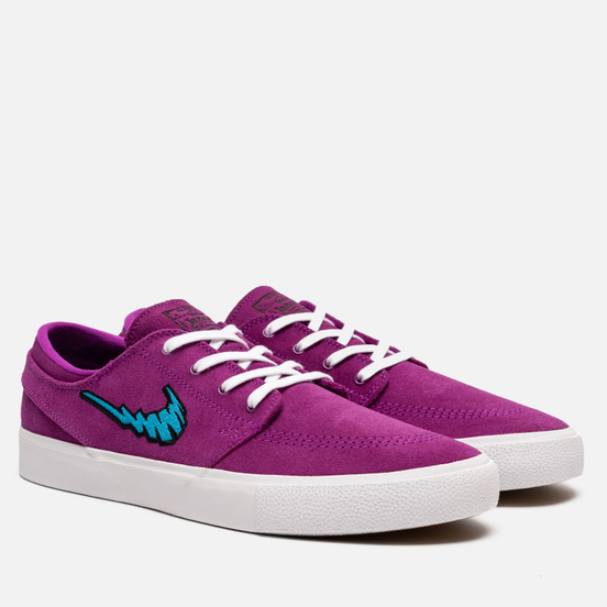 Кроссовки Nike SB Zoom Stefan Janoski Rm Vivid Purple/Laser Blue/Black