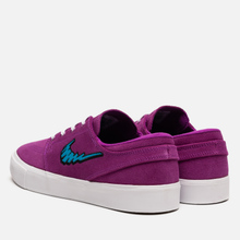 Кроссовки Nike SB Zoom Stefan Janoski Rm Vivid Purple/Laser Blue/Black фото- 2