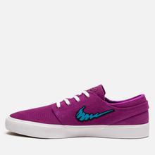 Кроссовки Nike SB Zoom Stefan Janoski Rm Vivid Purple/Laser Blue/Black фото- 5