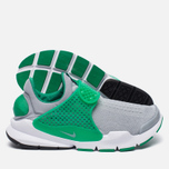 Мужские кроссовки Nike Sock Dart Knit Jaquard Wolf Grey/Wolf Grey/Satdium Green/White фото- 2