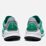 Мужские кроссовки Nike Sock Dart Knit Jaquard Wolf Grey/Wolf Grey/Satdium Green/White фото- 3