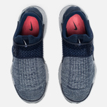 Кроссовки Nike Sock Dart SE Premium Midnight Navy/Wolf Grey/University Red фото- 4