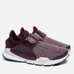 Кроссовки Nike Sock Dart SE Premium Night Maroon/University Red фото- 2