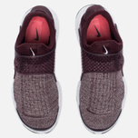 Кроссовки Nike Sock Dart SE Premium Night Maroon/University Red фото- 4