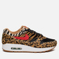 Кроссовки Nike x atmos Air Max 1 Deluxe Animal Pack 2.0 White/Sport Red/Bison Classic фото - 3