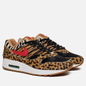 Кроссовки Nike x atmos Air Max 1 Deluxe Animal Pack 2.0 White/Sport Red/Bison Classic фото - 0
