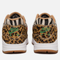 Кроссовки Nike x atmos Air Max 1 Deluxe Animal Pack 2.0 White/Sport Red/Bison Classic фото - 2