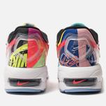 Кроссовки Nike x atmos Air Max 2 Light Black/Bright Crimson фото- 5