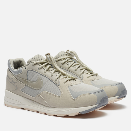 Кроссовки Nike x Fear Of God Air Skylon II Light Bone/Clear/Reflect Silver/Sail