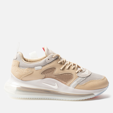 Кроссовки Nike x Odell Beckham Jr. Air Max 720 Desert Ore/Light Bone/Summit White