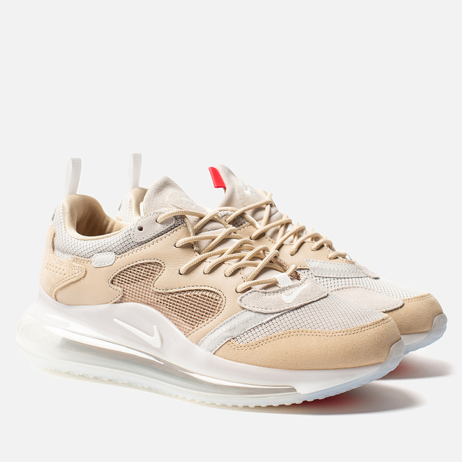 Мужские кроссовки Nike x Odell Beckham Jr. Air Max 720 Desert Ore/Light Bone/Summit White