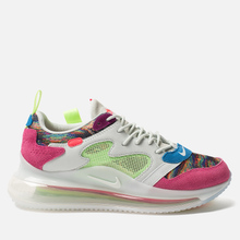 Кроссовки Nike x Odell Beckham Jr. Air Max 720 Multi-Color/Hyper Pink/Lime Blast фото- 3