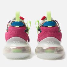 Кроссовки Nike x Odell Beckham Jr. Air Max 720 Multi-Color/Hyper Pink/Lime Blast фото- 2