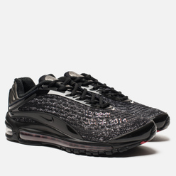 Кроссовки Nike x Skepta Air Max Deluxe Black/Black/Deep Red