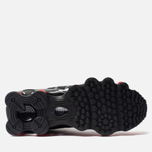 Кроссовки Nike x Skepta Shox TL Black/Metallic Silver/University Red фото- 4