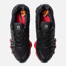 Кроссовки Nike x Skepta Shox TL Black/Metallic Silver/University Red фото- 1