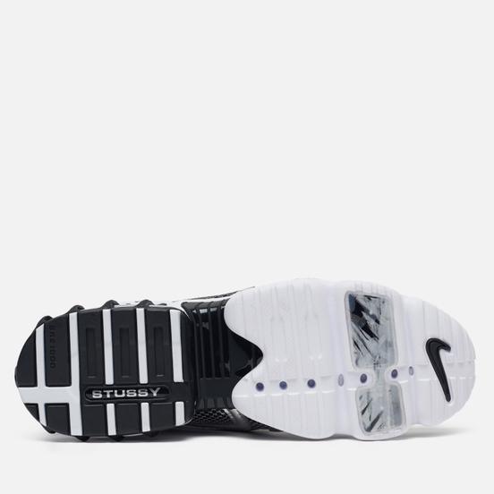 Мужские кроссовки Nike x Stussy Air Zoom Spiridon Cage 2 Pure Platinum/Black/White