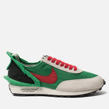 Кроссовки Nike x Undercover Daybreak Lucky Green/University Red/Sail фото- 3