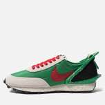 Кроссовки Nike x Undercover Daybreak Lucky Green/University Red/Sail фото- 1