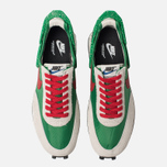 Кроссовки Nike x Undercover Daybreak Lucky Green/University Red/Sail фото- 5