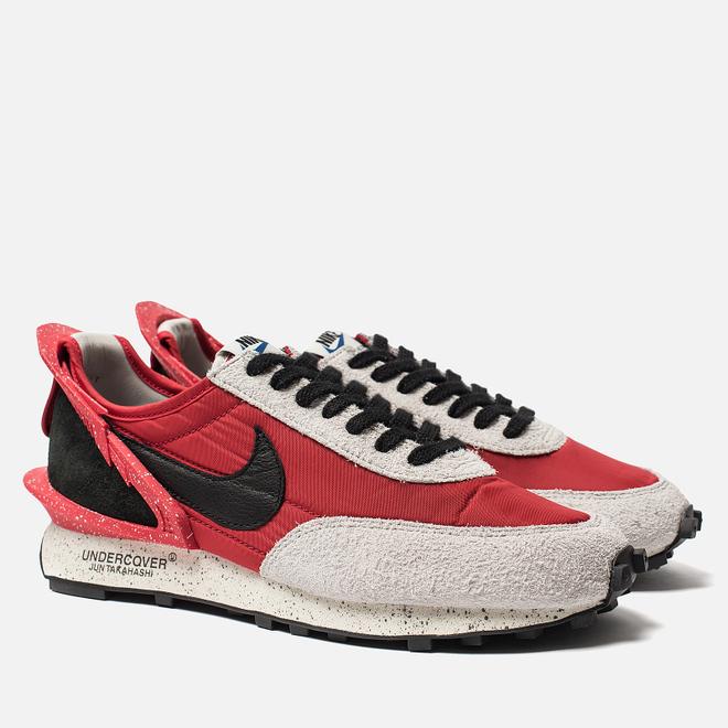 Женские кроссовки Nike x Undercover Wmns Daybreak University Red/Black/Spruce Aura