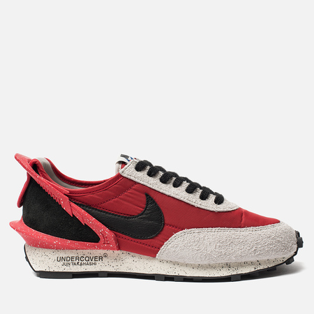 Кроссовки Nike x Undercover Daybreak University Red/Black/Spruce Aura