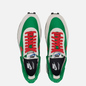 Мужские кроссовки Nike x Undercover Wmns Daybreak Lucky Green/University Red/Sail фото - 1