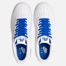 Кроссовки Nike x Uninterrupted Air Force 1 '07 MTAA QS White/Black/Racer Blue фото- 5