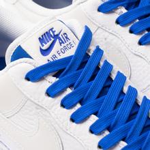 Кроссовки Nike x Uninterrupted Air Force 1 '07 MTAA QS White/Black/Racer Blue фото- 6