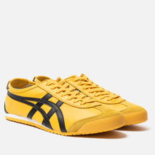 Кроссовки Onitsuka Tiger Mexico 66 Yellow/Black фото- 0