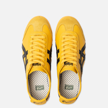 Кроссовки Onitsuka Tiger Mexico 66 Yellow/Black фото- 1