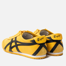 Кроссовки Onitsuka Tiger Mexico 66 Yellow/Black фото- 2