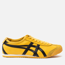 Кроссовки Onitsuka Tiger Mexico 66 Yellow/Black фото- 3