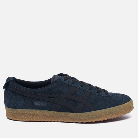 Кроссовки Onitsuka Tiger Mexico Delegation Black/Dark Grey