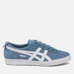 Кроссовки Onitsuka Tiger Mexico Delegation Blue Heaven/White фото- 0