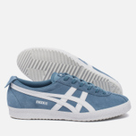 Кроссовки Onitsuka Tiger Mexico Delegation Blue Heaven/White фото- 2