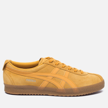 Кроссовки Onitsuka Tiger Mexico Delegation Golden Yellow/Golden Yellow