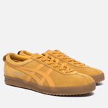 Кроссовки Onitsuka Tiger Mexico Delegation Golden Yellow/Golden Yellow фото- 1