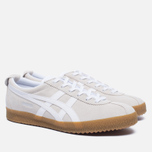 Кроссовки Onitsuka Tiger Mexico Delegation White/White фото- 1