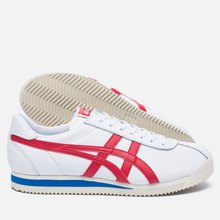 Кроссовки Onitsuka Tiger Tiger Corsair White/True Red фото- 4