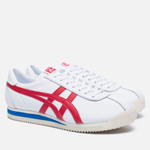 Кроссовки Onitsuka Tiger Tiger Corsair White/True Red фото- 0