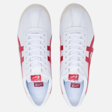 Кроссовки Onitsuka Tiger Tiger Corsair White/True Red фото- 1